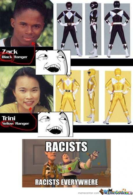 Racist Everywhere