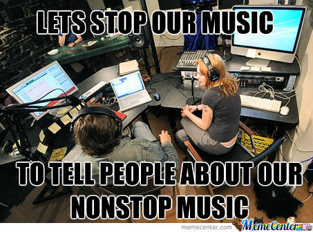 Radio Station Logic