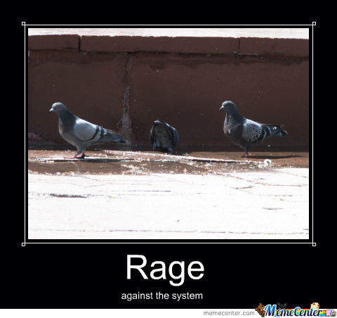 Rage Against The System