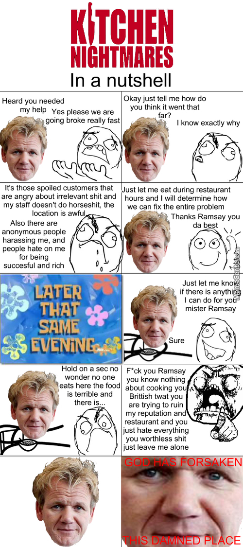Rage Comic Cus Everyone Seems To Be Asking For It