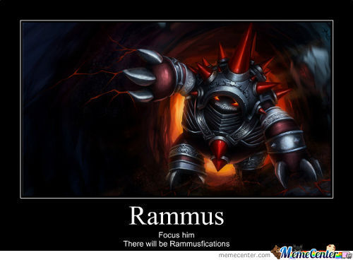 Rammus-Fications