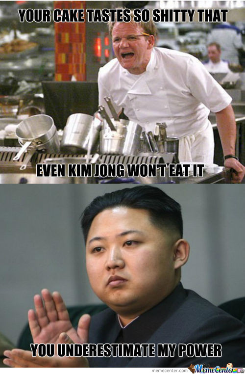 Ramsay U Better Not Underestimate Kim