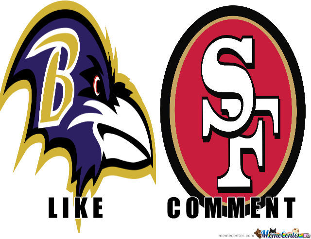 Ravens And 49Ers
