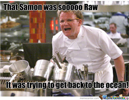Raw Samon