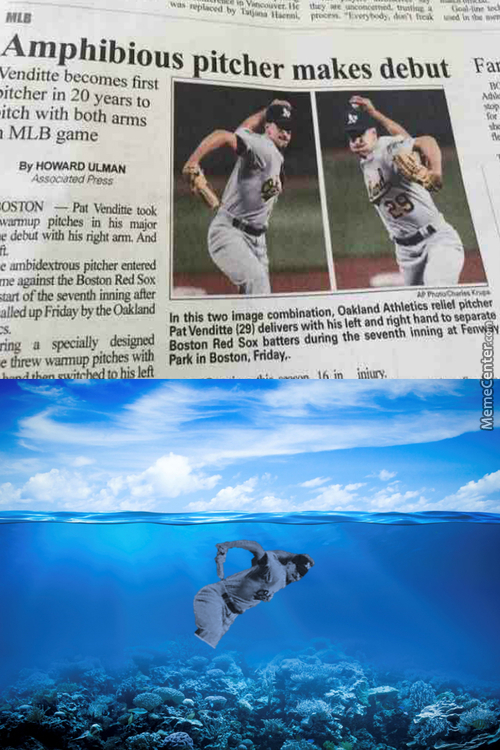 Reach The Olympic Swimming Baseball Championship