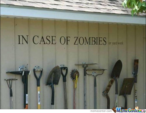 Ready For Zombies!