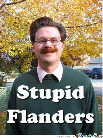 Real Life Flanders