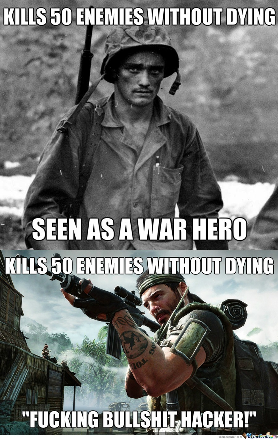 Real Life Vs Video Games