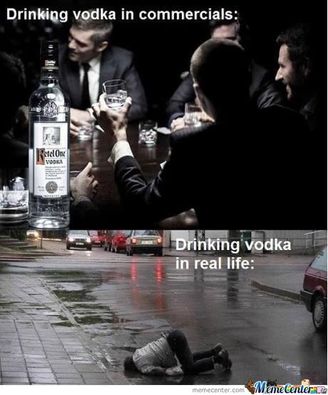 Real Vodka