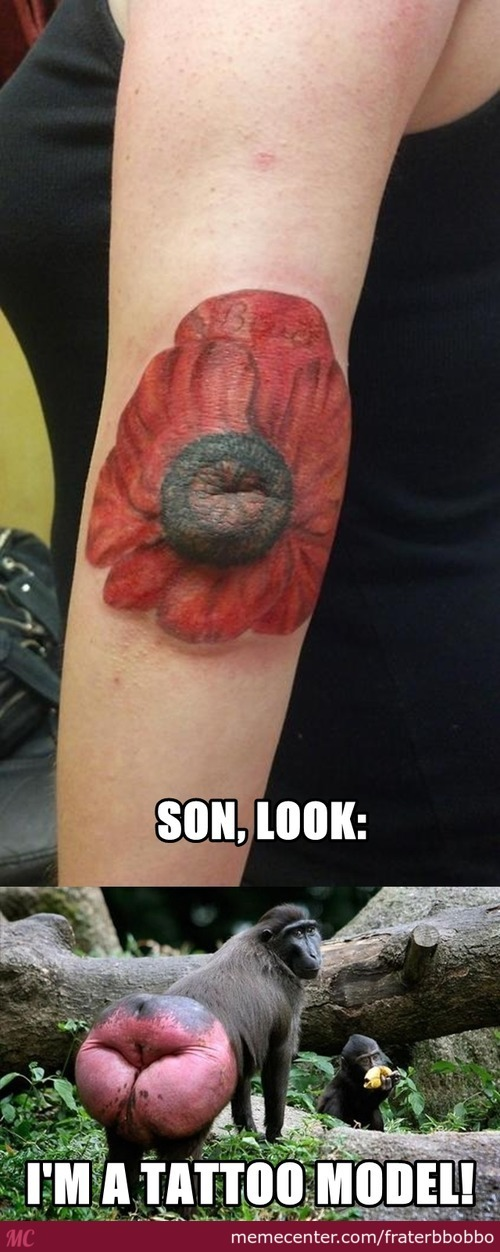 Realistic Tattoo Is Realistic