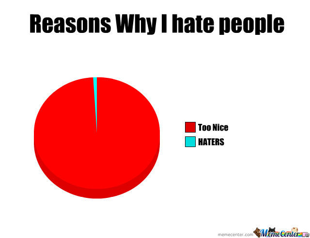 Reasons Why I Hate People by pocahontas1 - Meme Center