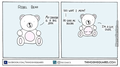 Rebel Bear