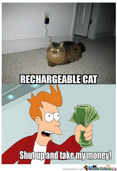Rechargeable Cat