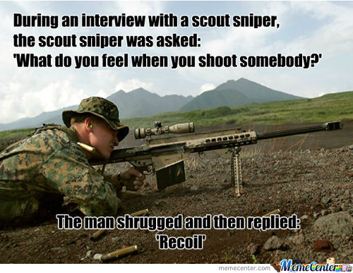 Recoil Baby