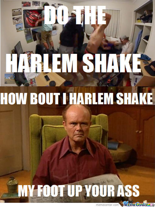 Red Forman's Harlem Shake