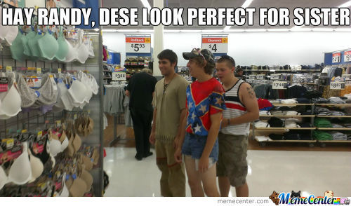 Redneck Shopping