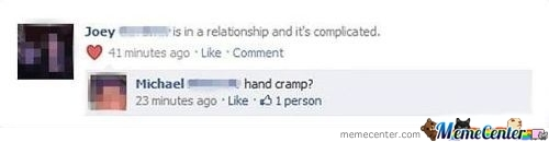 Relationship Is Complicated