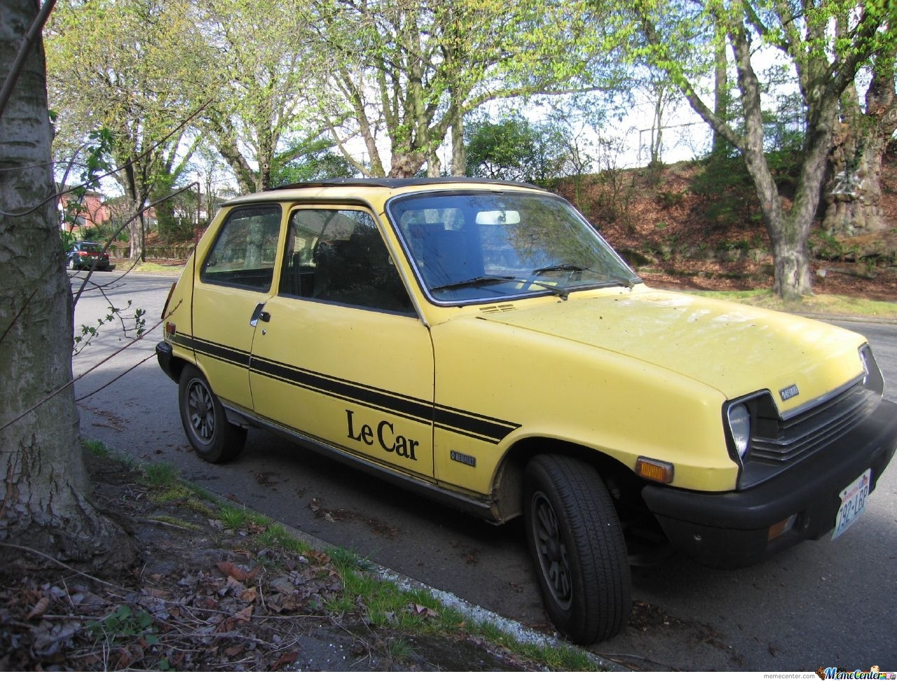 Renault Used Le Before It Was Cool