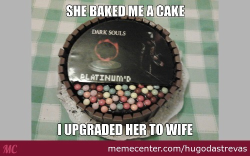 Requires A +10 Girlfriend And A Ring Made Of Rare Ores