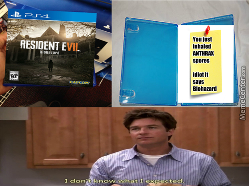 Resident Evil 7 So Scary Its A Biohazard