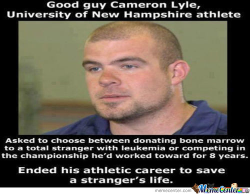 Respect For This Guy, Faith In Humanity Restored
