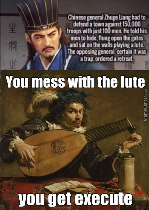 Respect The Lute