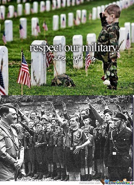 Respect Your Military