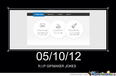 Rest In Peace Gifmaker Jokes