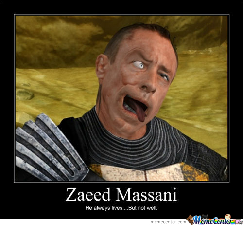 Retarded Zaeed