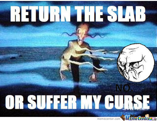 Return The Slab