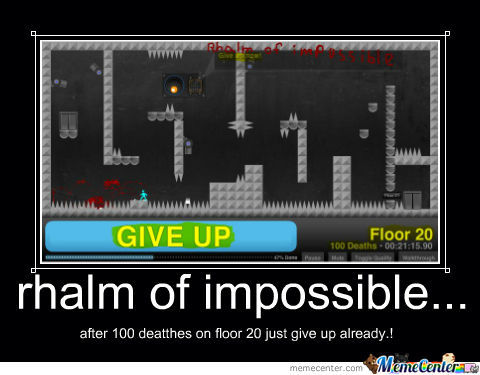 Rhalm Of Impossible