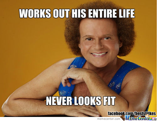 Richard Simmons Fitness