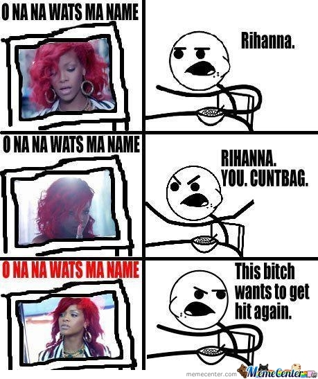 Rihanna What Your Name