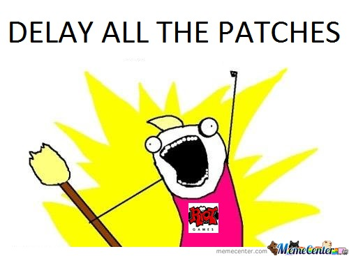 Riot Games Patches