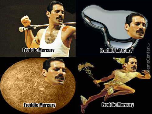 Rip Freddie And Photoshop