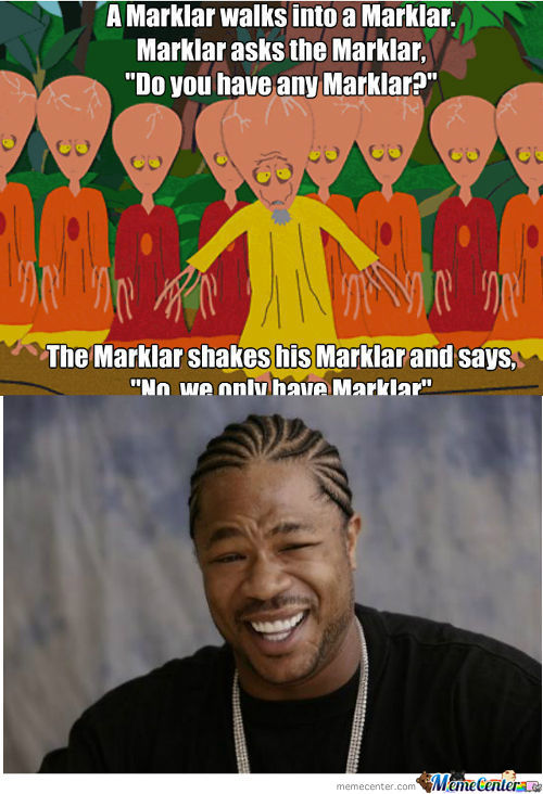 [RMX] A Typical Marklar-Joke