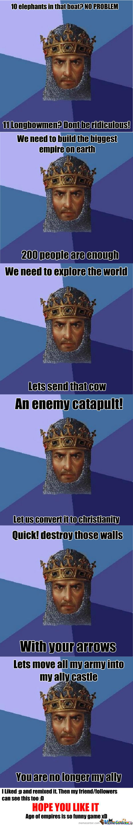 [RMX] Age Of Empires Meme Recopilation