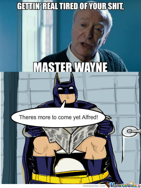 [RMX] Alfred After Three Movies