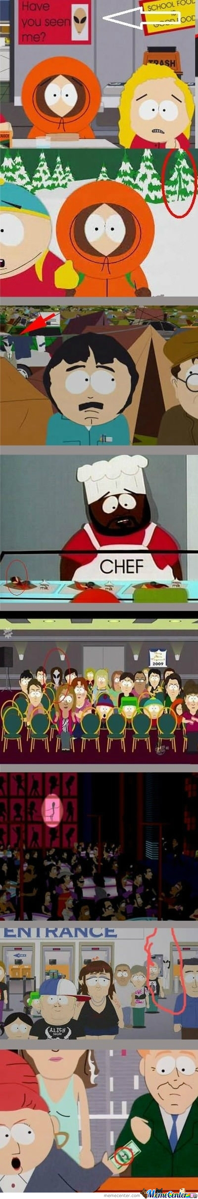 [RMX] Aliens Found In Southpark