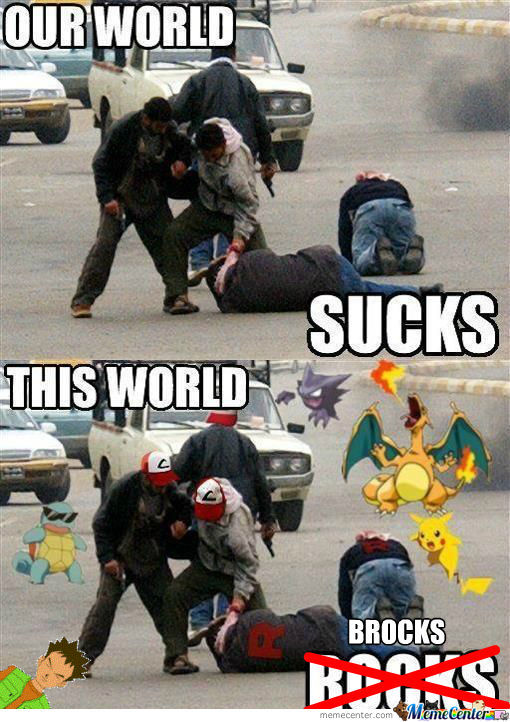 [RMX] All Is Better With Pokemon