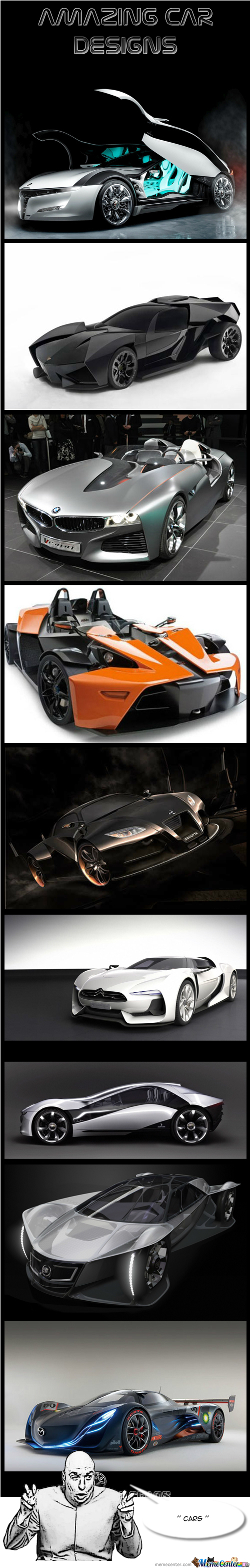 [RMX] Amazing Car Designs