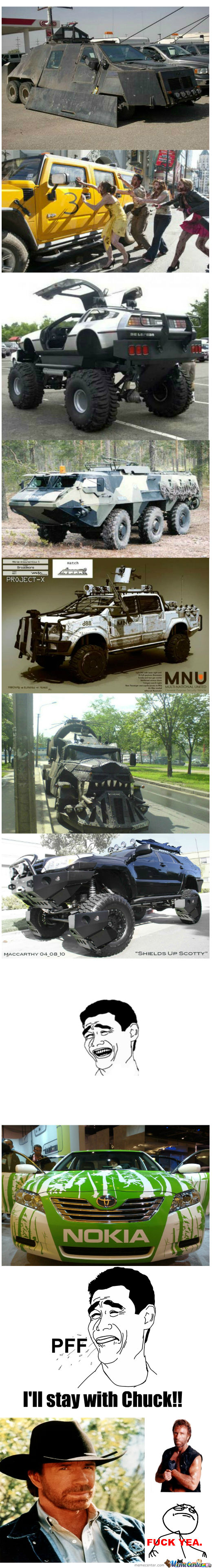 [RMX] Apocalypse Cars? B*tch Please..