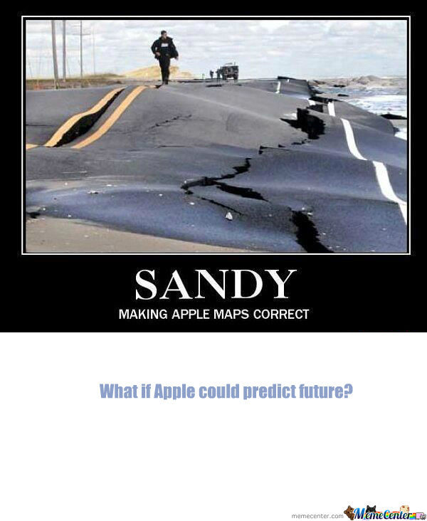 [RMX] Apple Maps