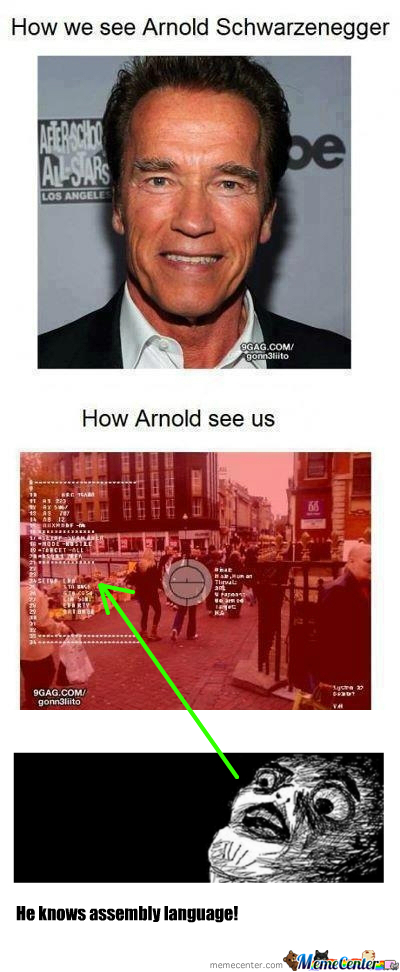 [RMX] Arnold Can Se You