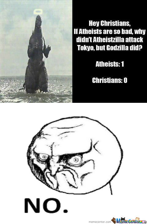 [RMX] Atheists