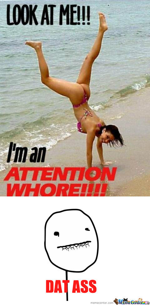 [RMX] Attention Whore!