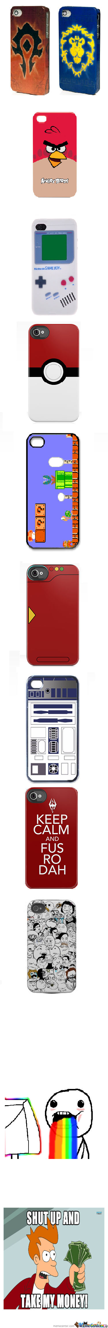 [RMX] Awesome Iphone Cases