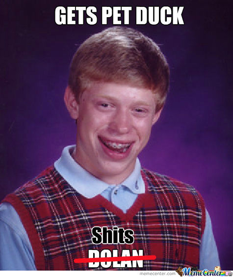 [RMX] Bad Luck Brian Has Bad Luck
