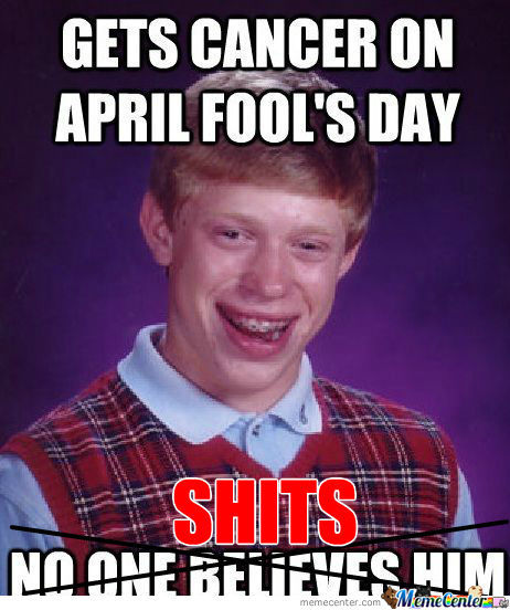 [RMX] Bad Luck Brian Is Bad Luck Brian