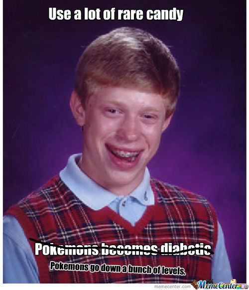 [RMX] Bad Luck Brian Pokemon